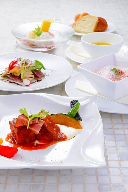 イベリコ豚のラグー(煮込み) ~トマトソース~
